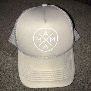 Tiny Trucker Co MAMA Hat